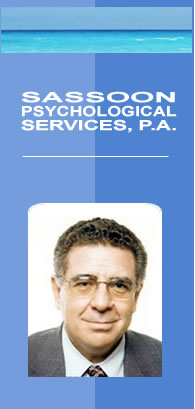 Sassoon Psychologist who cares