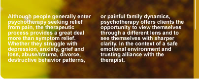 Psychotherapy Lauderdale psychologist